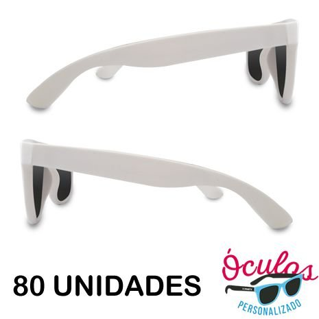 Óculos para festa Standard Liso - 80 unidades