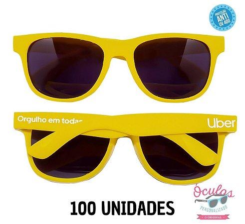 Óculos Personalizado Standard - 100 unidades