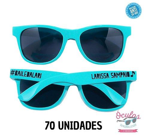 Óculos Personalizado Standard - 70 unidades