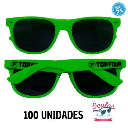 Óculos Personalizado Iron - 100 unidades