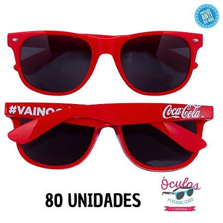 Óculos Personalizado Iron - 80 unidades