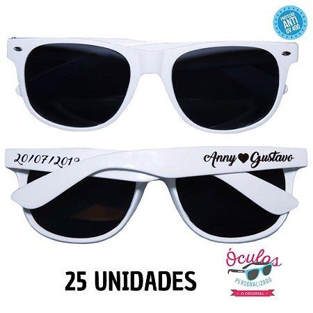 Óculos Personalizado Iron - 25 unidades