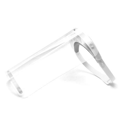 Face Shield - Electric Ink - Branco