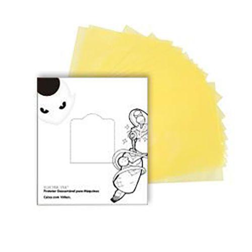 Protetor para Máquinas - Electric Ink - Amarelo