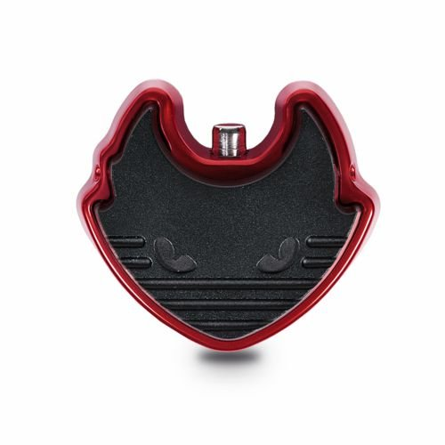 Pedal Catswitch - Electric Ink - Vermelho