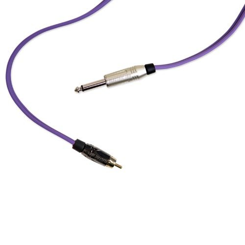 Clip Cord RCA - Electric Ink - Lilás