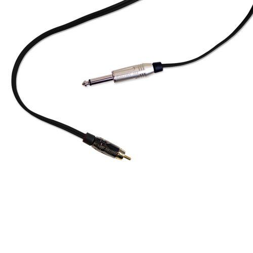 Clip Cord RCA - Electric Ink - Preto