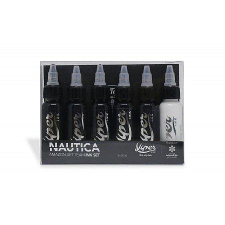 Set Tintas Viper Ink - Amazon - Náutica