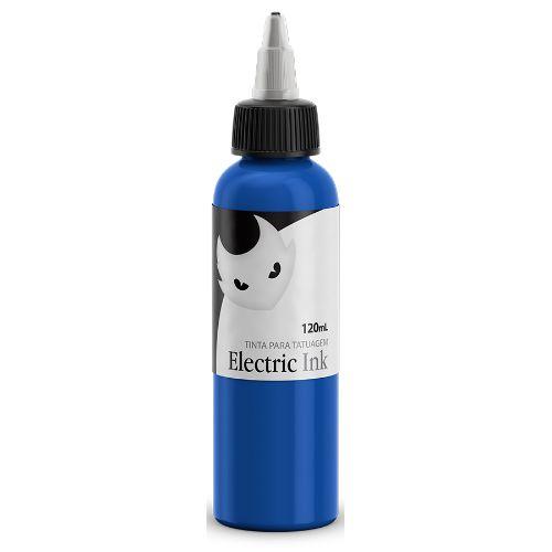 Electric Ink - Azul Médio 120ml