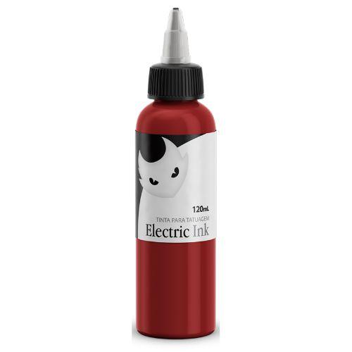 Electric Ink - Vermelho Bombeiro 120ml