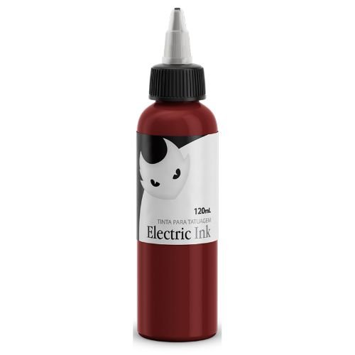Electric Ink - Vermelho Cereja 120ml