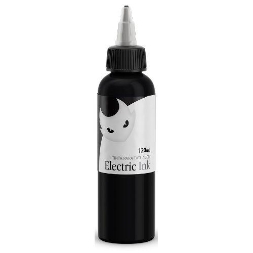 Electric Ink - Preto Tribal 120ml