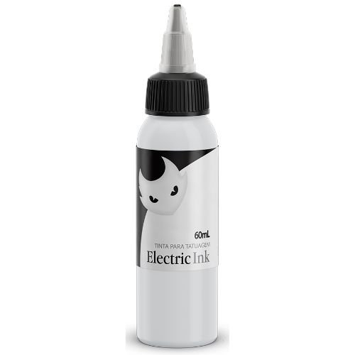 Electric Ink - Branco Real 60ml