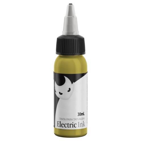 Electric Ink - Amarelo Ocre 30ml