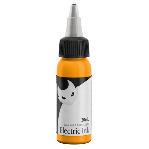 Electric Ink - Amarelo Ouro 30ml