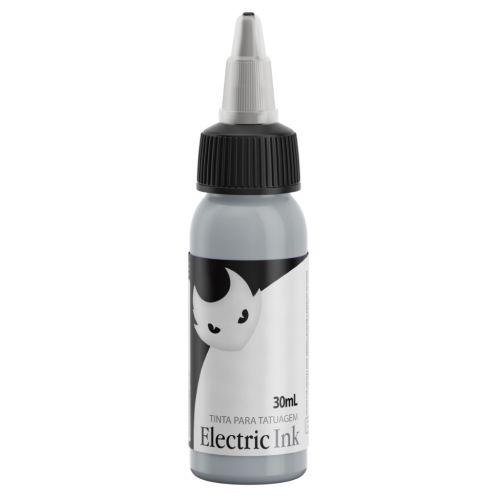 Electric Ink - Cinza Prata 30ml