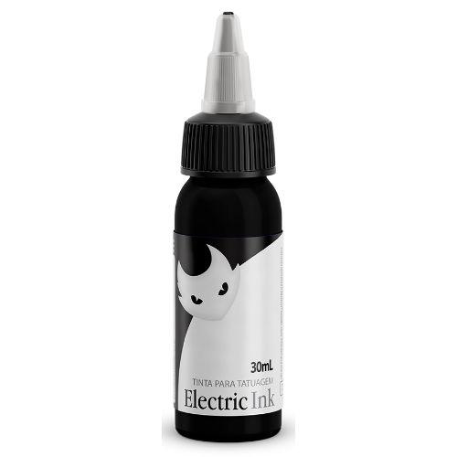 Electric Ink - Preto Linha 30ml