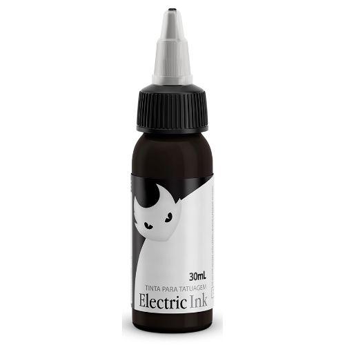 Electric Ink - Preto Maori 30ml