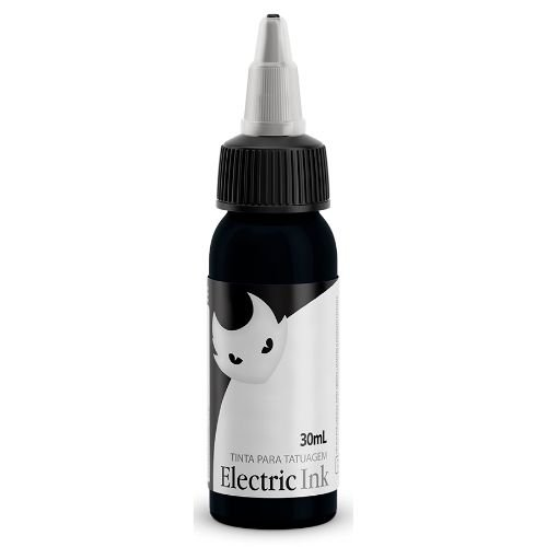 Electric Ink - Preto Marfim 30ml