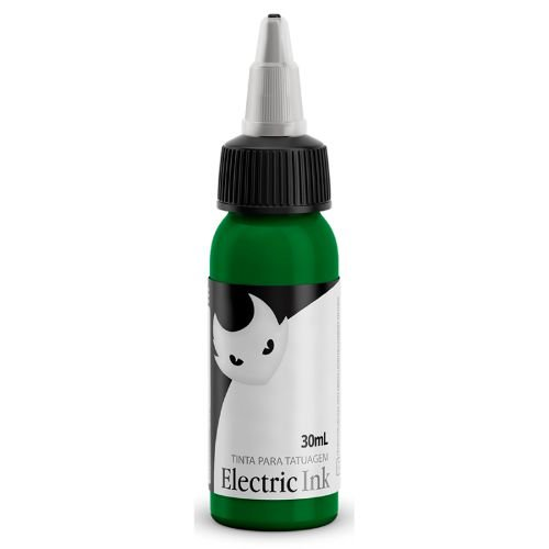 Electric Ink - Verde Folha 30ml