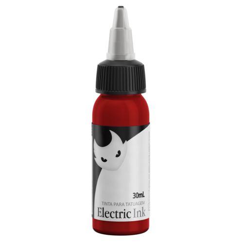 Electric Ink - Vermelho Ferrari 30ml