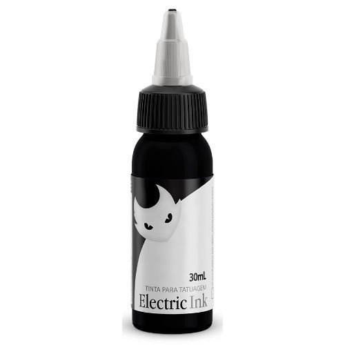 Electric Ink - Preto Tribal 30ml