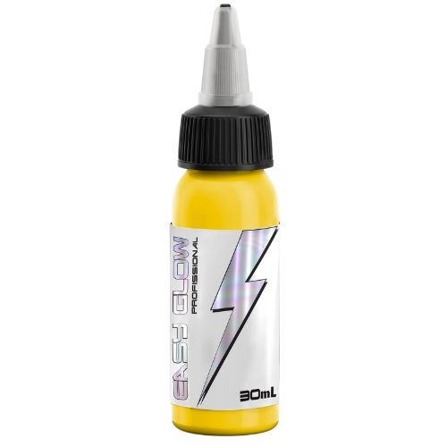 Easy Glow - Electric Ink - Canary Yellow 30ml