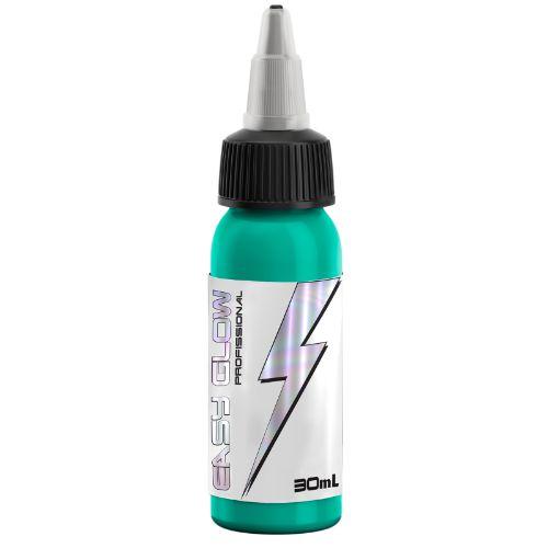 Easy Glow - Electric Ink - Caribbean Green 30ml