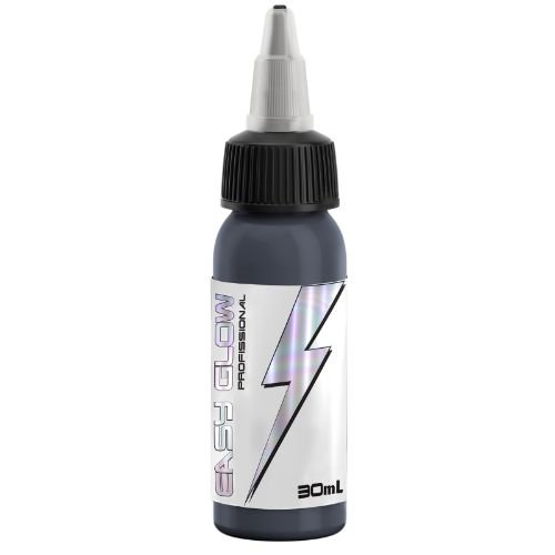 Easy Glow - Electric Ink - Steel Grey 30ml