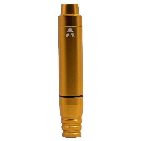 Pen Create - Aston - Dourada