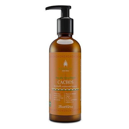 Condicionador Limpante Co-wash Cachos 270ml - AhoAloe