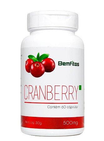 Cranberry Veg 60caps 630mg