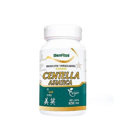 Centella Asiática Vegano 60caps 500mg