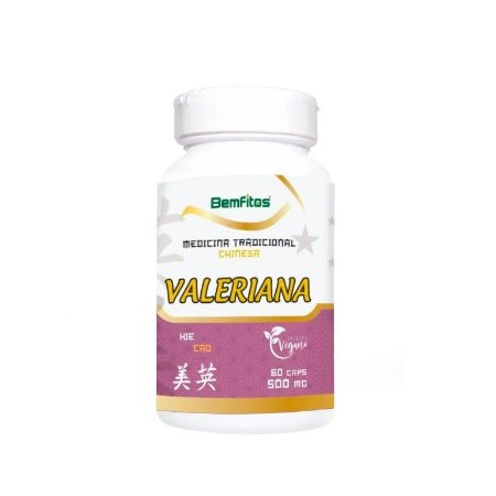 Valeriana Vegano 60caps 500mg