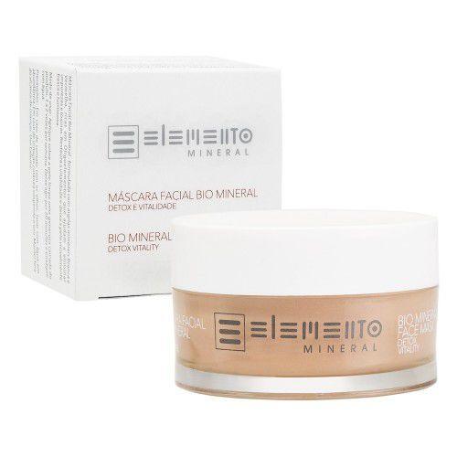 Máscara Bio Mineral 70g - Elemento Mineral