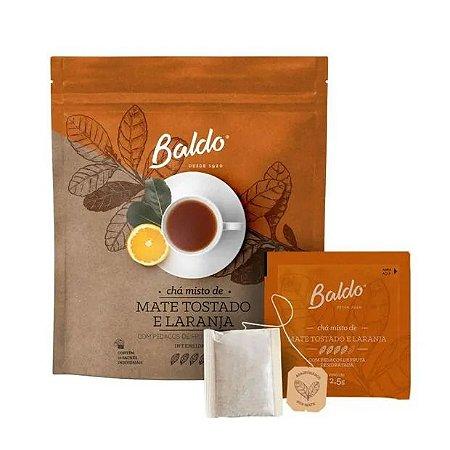 Chá Misto de Mate com Laranja 10X2,5gr - BALDO