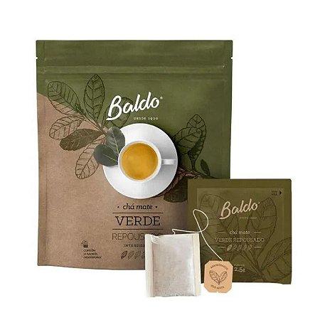 Chá Mate Verde Repousado 10x2,5gr - Baldo
