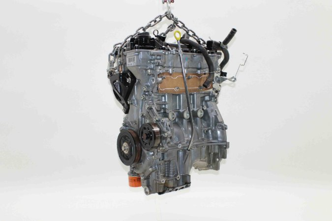 Motor Parcial Etios 1.5 16v Flex 107cv 2018