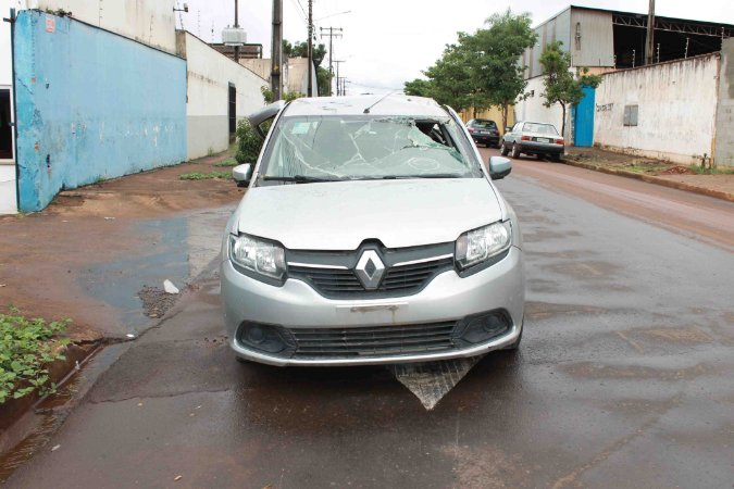 Veiculo Sucata Renault Logan Expression 1.0 3cc 2017/2018