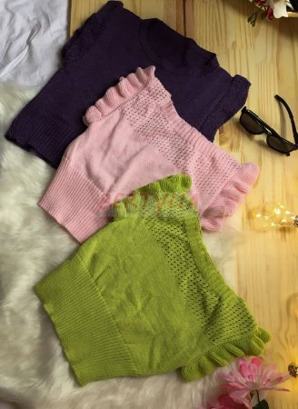 Cropped Tricot Elisa