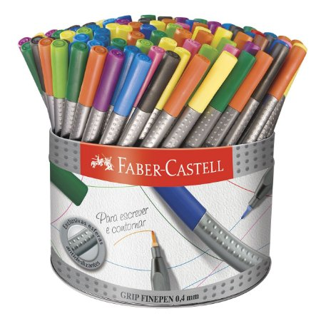Caneta Grip Fine Pen - Faber-Castell