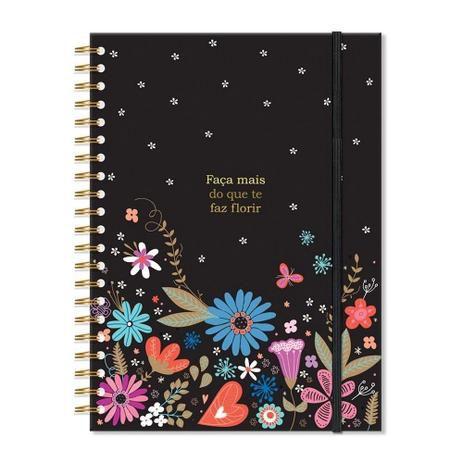 Caderno Universitário Fiore - 96 folhas - Fina Ideia