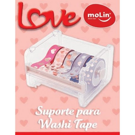 Suporte Para Washi Tape - Molin