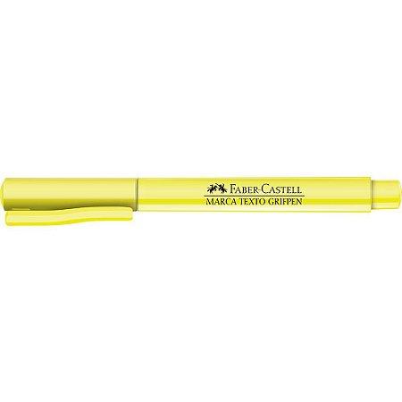 Marca Texto Grifpen - Faber-Castell - Amarelo