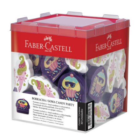 Borracha Candy Party - Faber-Castell