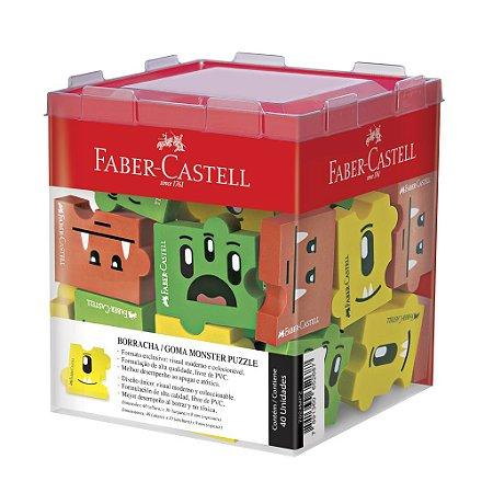 Borracha Monster Puzzle - Faber-Castell