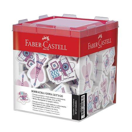 Borracha Let's Go - Faber-Castell