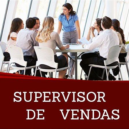 Supervisor de Vendas (Gestão de Vendas e Marketing)