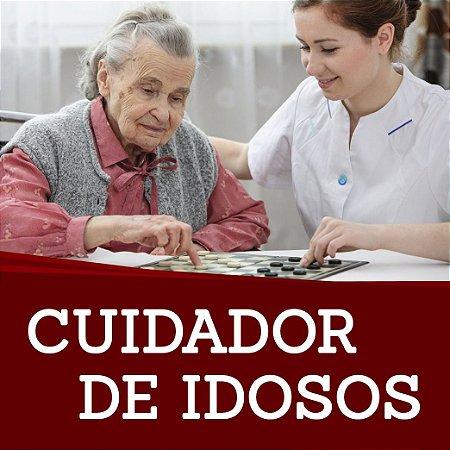 Cuidador de idosos 160 Horas