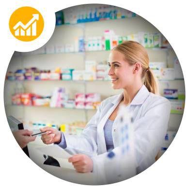 Atendente de Farmácia - 24 horas (Modalidade Online)
